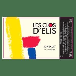 Clos d'Elis Cinsault Soit Disant 2015