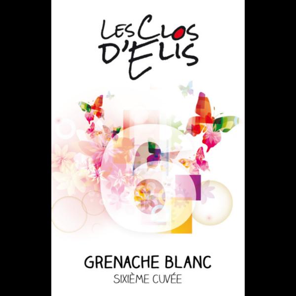 Clos d'Elis Grenache Blanc 6ème cuvée 2017
