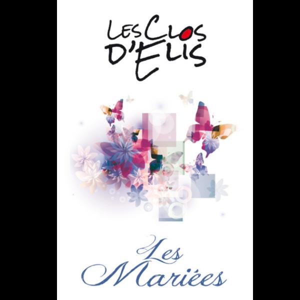 Clos d'Elis Grenache Blanc rosé Les Mariées 2017