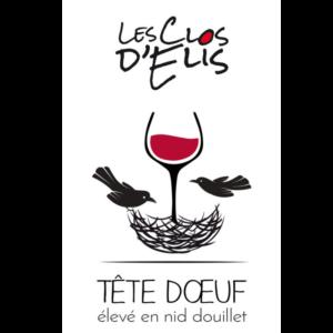 Clos d'Elis Cinsault Tête d'oeuf 2017