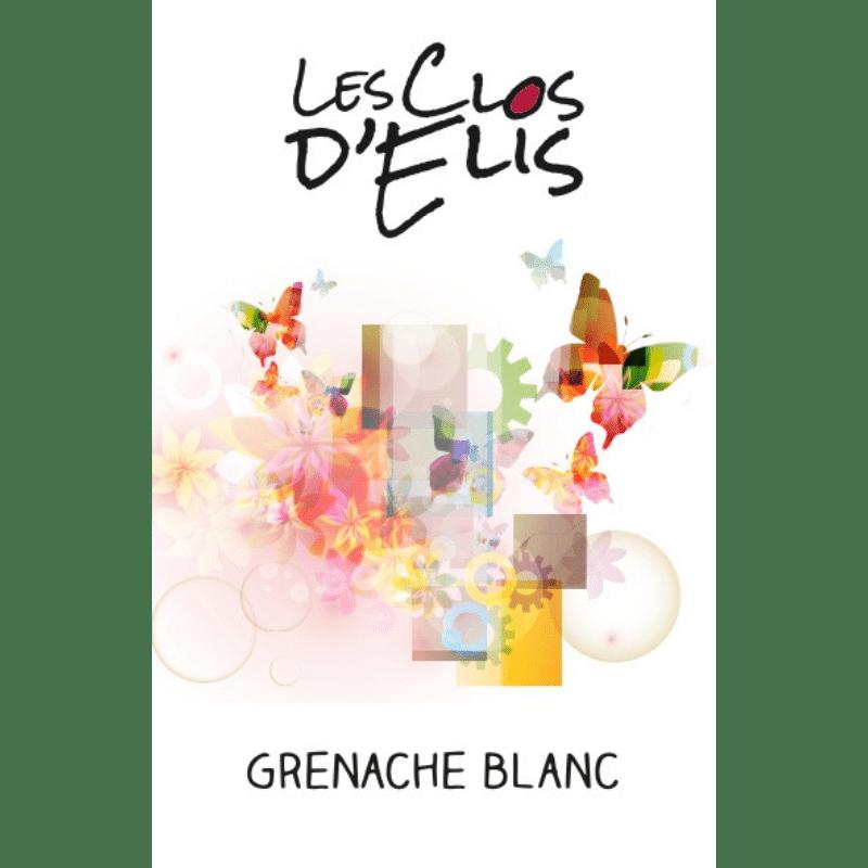 Les Clos d'Elis Grenache blanc 2018