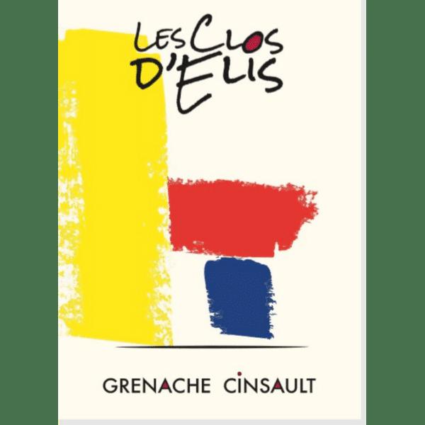 Les Clos d'Elis Grenache Cinsault 2018