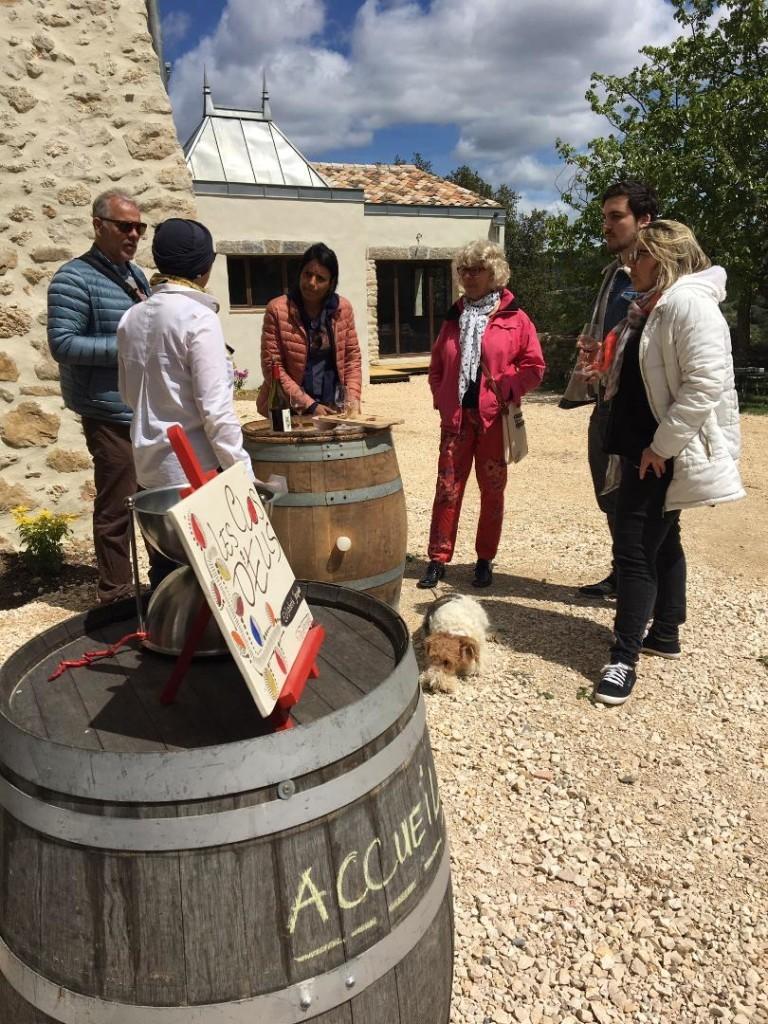 De ferme en ferme au Mas de Boissonnade
