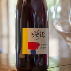 Dégustation de vins au Mas de Boissonnade