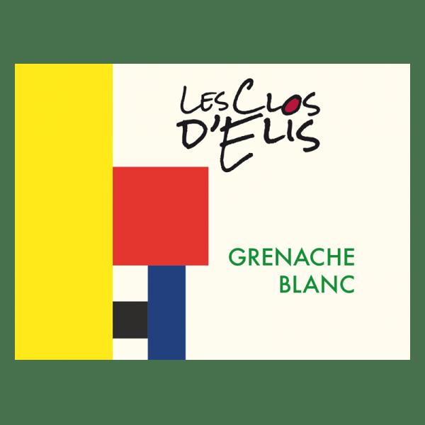 Les Clos d'Elis Grenache Blanc 2019 1