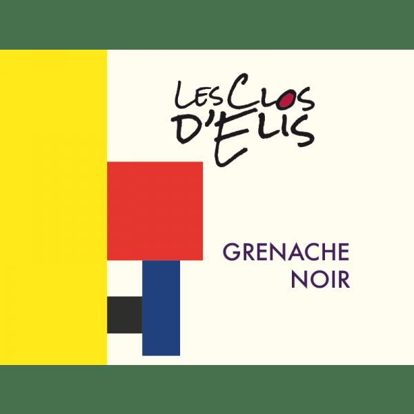Les Clos d'Elis Grenache Noir 2019 1