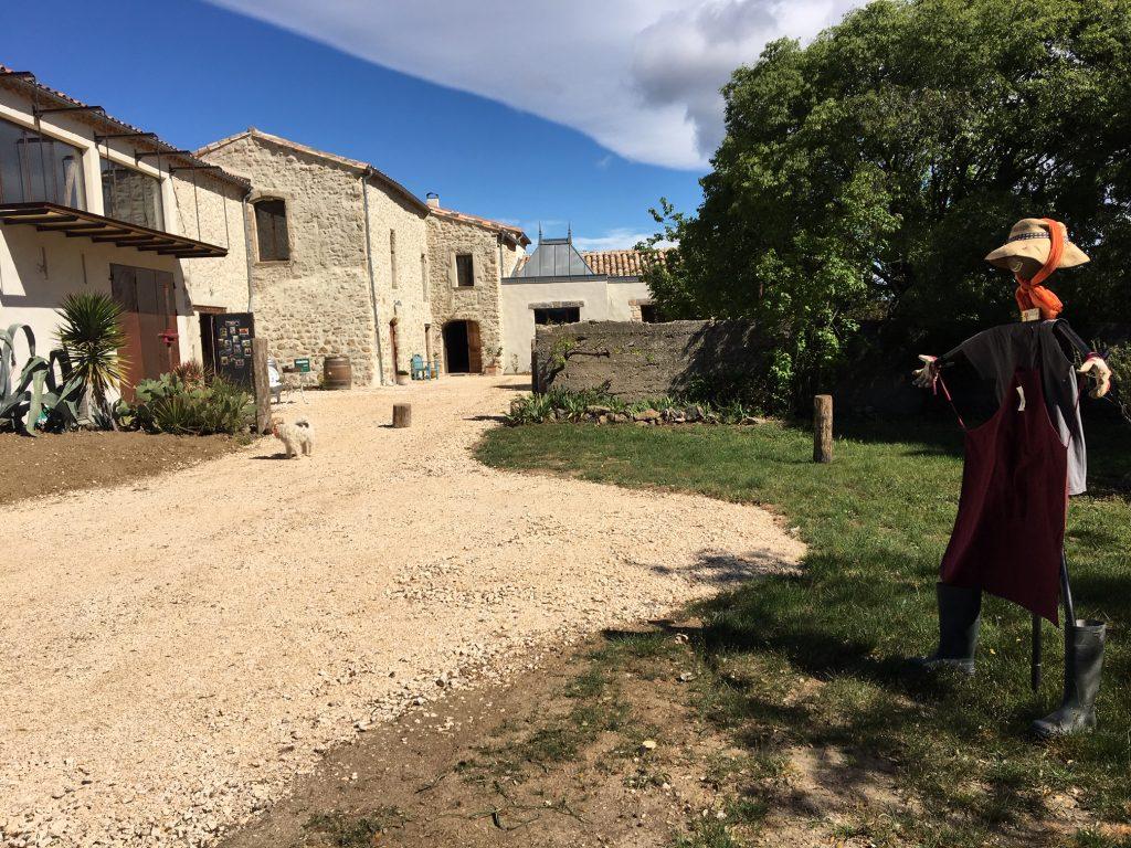 De Ferme en Ferme au MAS DE BOISSONNADE- 24 et 25 avril 2021 - Au programme : visite des chais, dégustation accord mets vins... 3