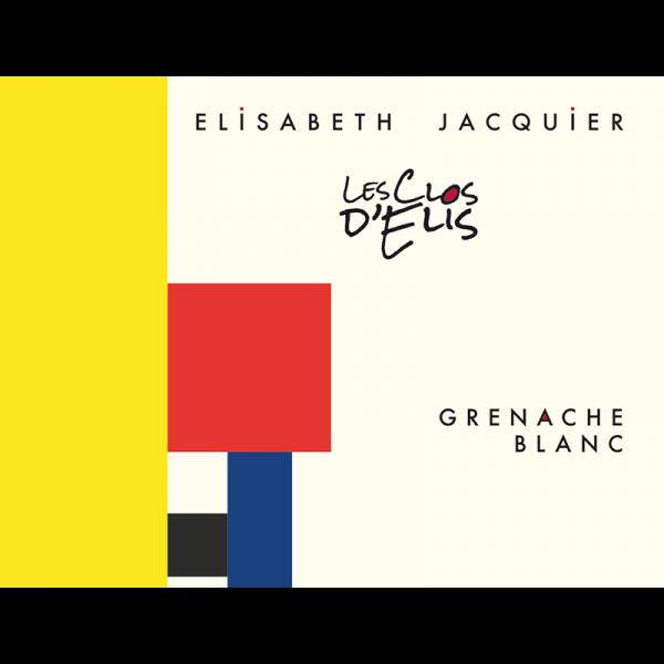 Les Clos d'Elis Grenache Blanc 2020 1