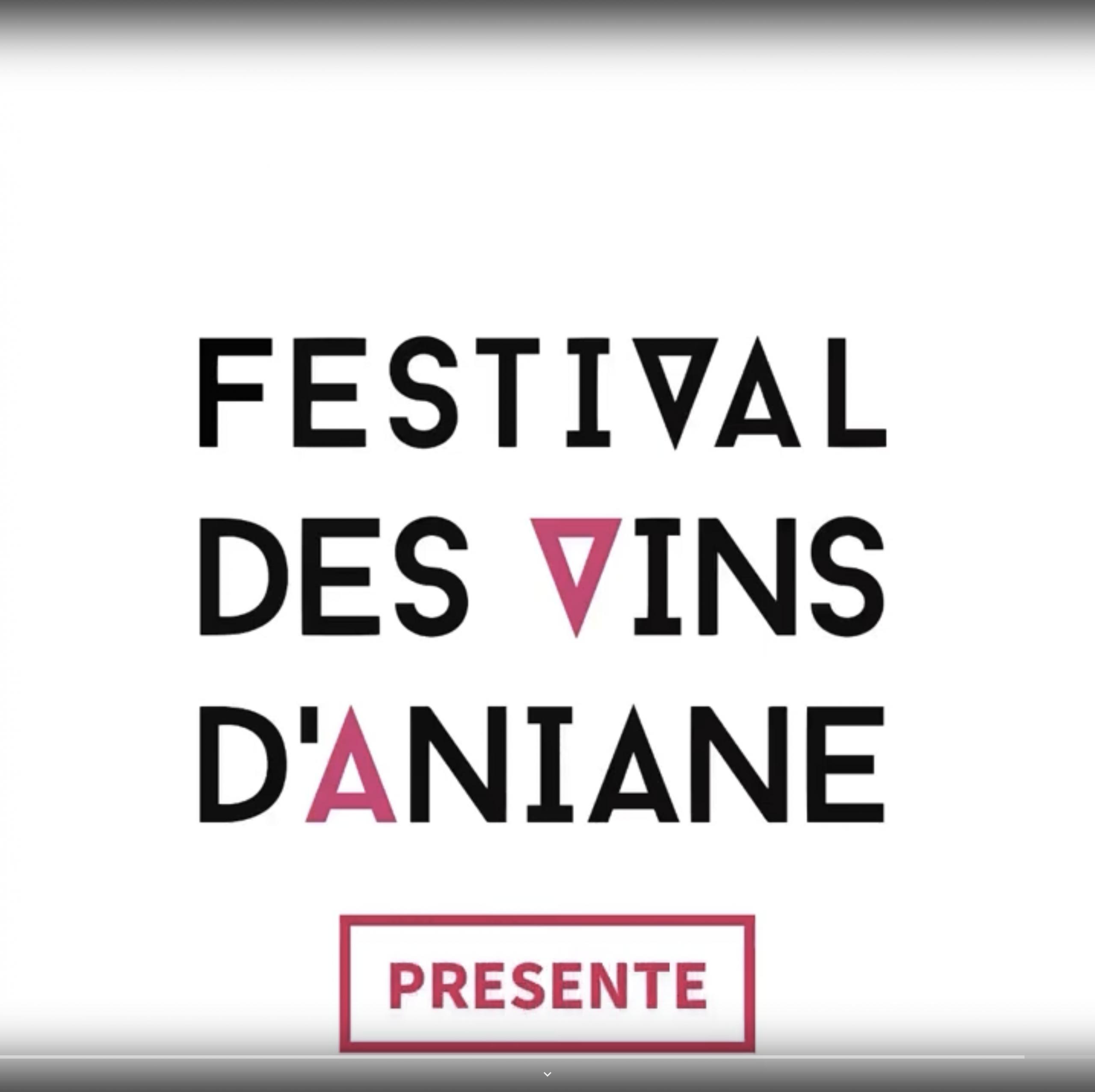Vidéo réalisée lors du Festival des vins d'Aniane: https://www.youtube.com/watch?v=2ghHHpohxXY 5